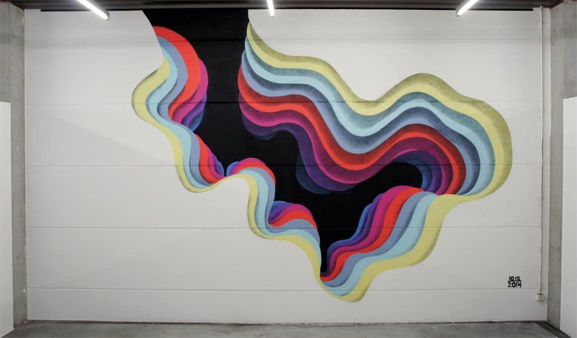 Art of Streetzzz... Colourful WallHole #Streetzzz #Art #Graffiti ... for Street Wall Art Illusions  45jwn