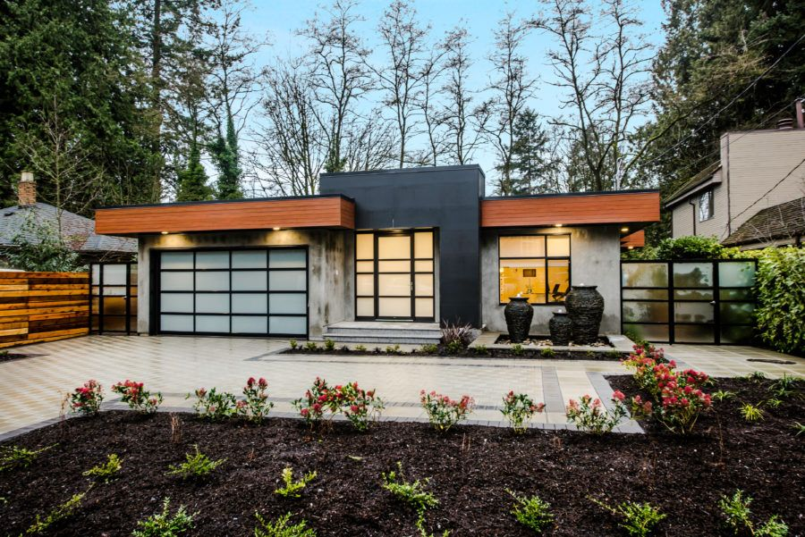 Modern bungalow modern architecture pinterest for Modern bungalow design concept
