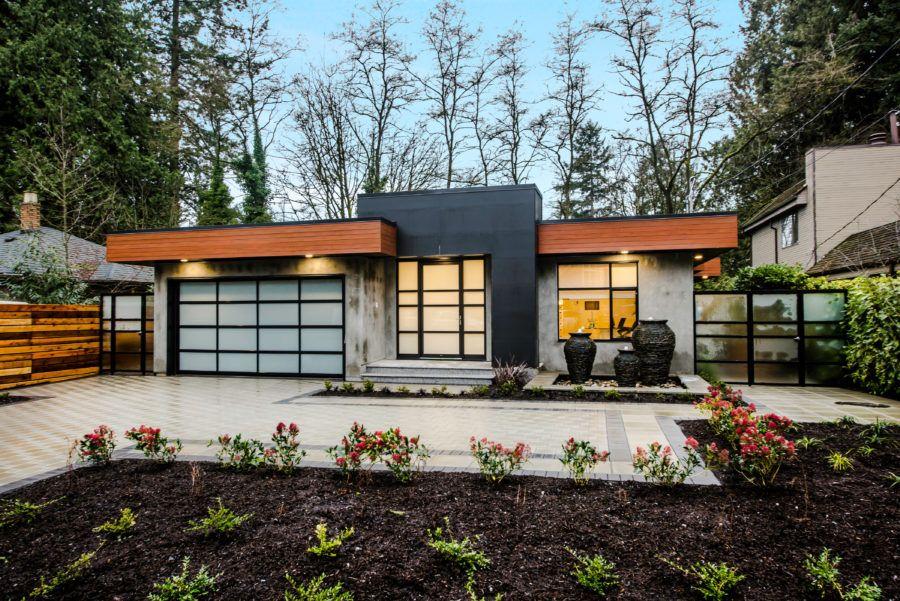 Modern Bungalow In 2020 Modern Bungalow House Modern