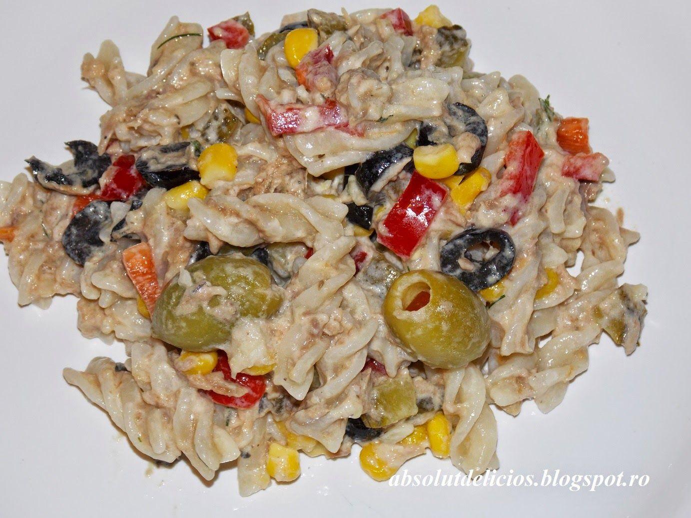 Salate simple de sarbatori