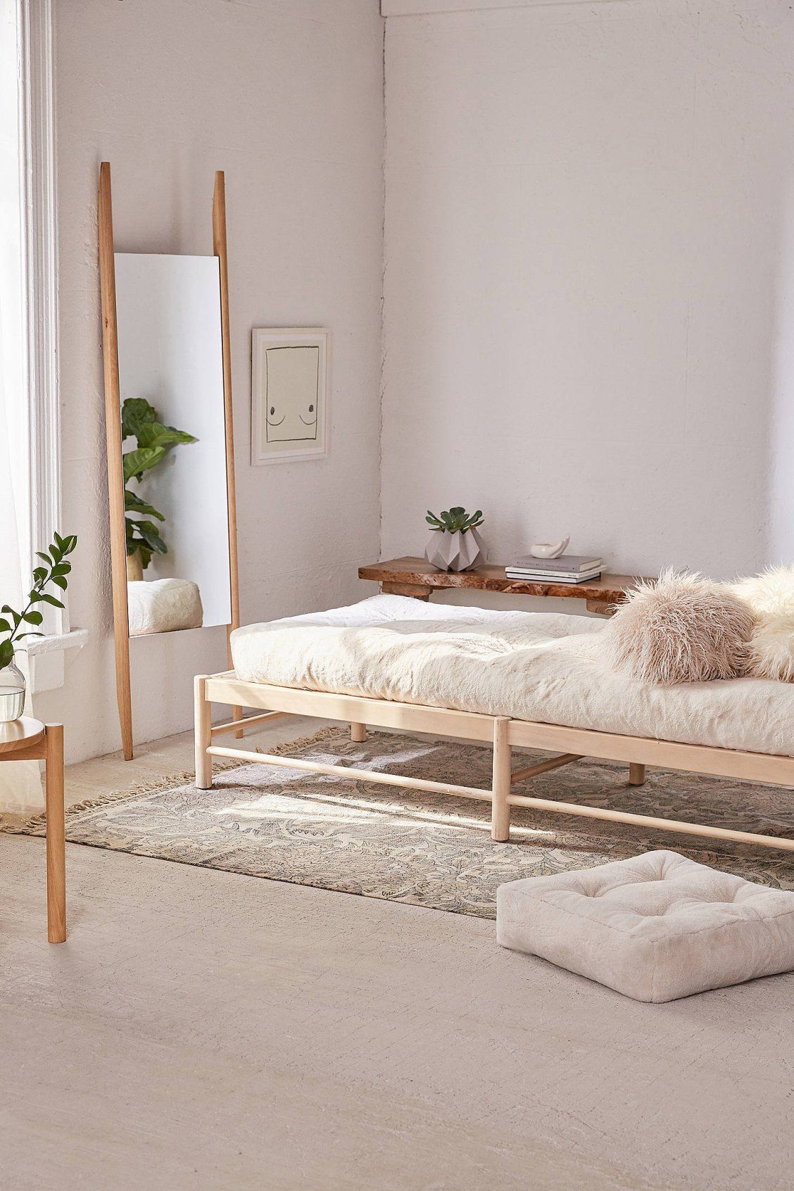 Coziest Ever Plush Daybed Cushion Urban Outfitters Daybed