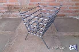 Resultado de imagen para estructuras metalicas rusticas utiles para el hogar