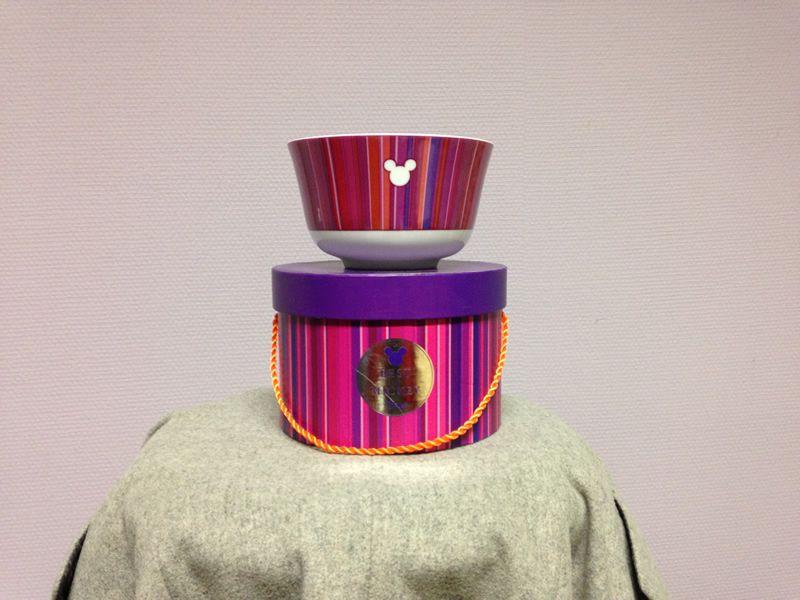 Best of Mickey bowl: Purple Life