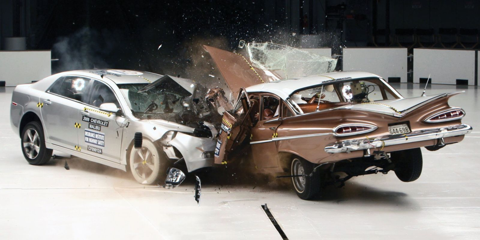 22 Crash Tests That Changed The Way Cars Are Built Chevrolet