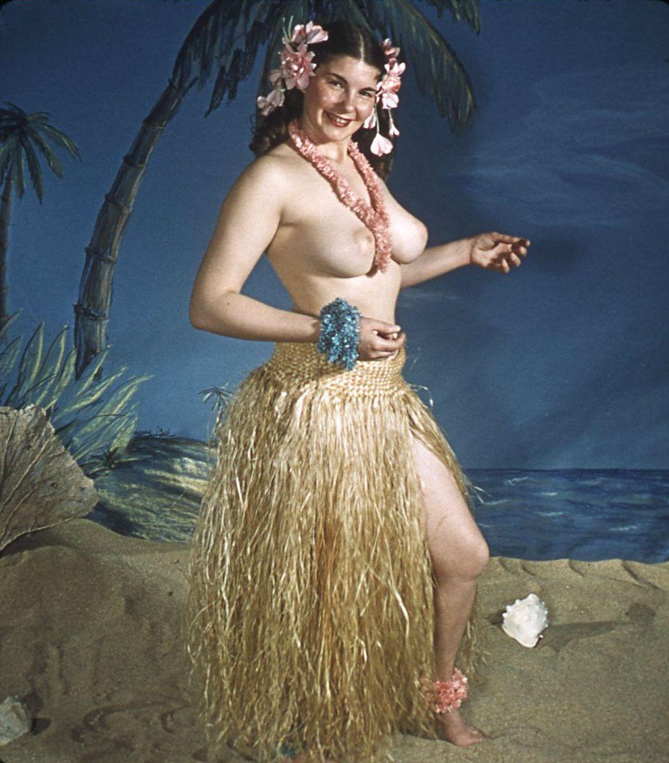 Matchless theme, Hula hula girls nude pics opinion you