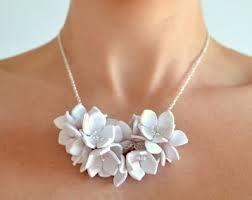 Bildergebnis für polymer clay flowers