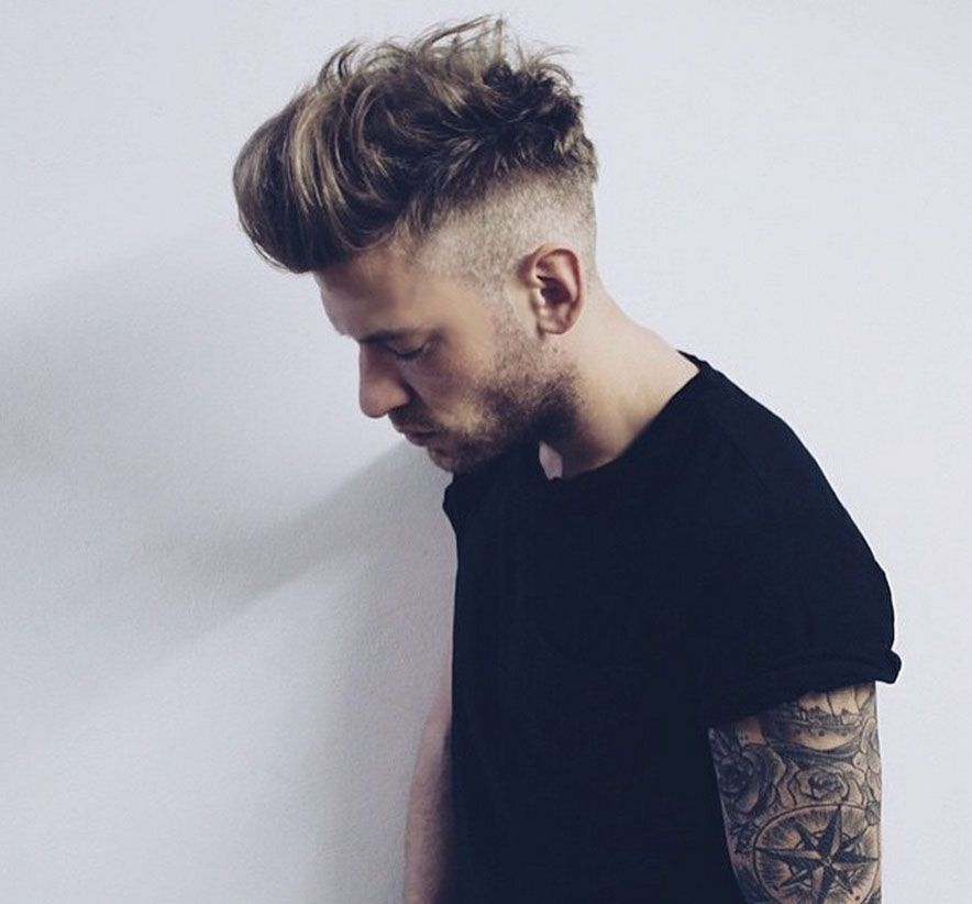 25 Amazing Mens Fade Hairstyles Page 4 Of 25 Hairstyles