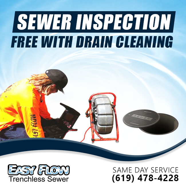 Have a clogged sewer? We'll get to the bottom of it. We