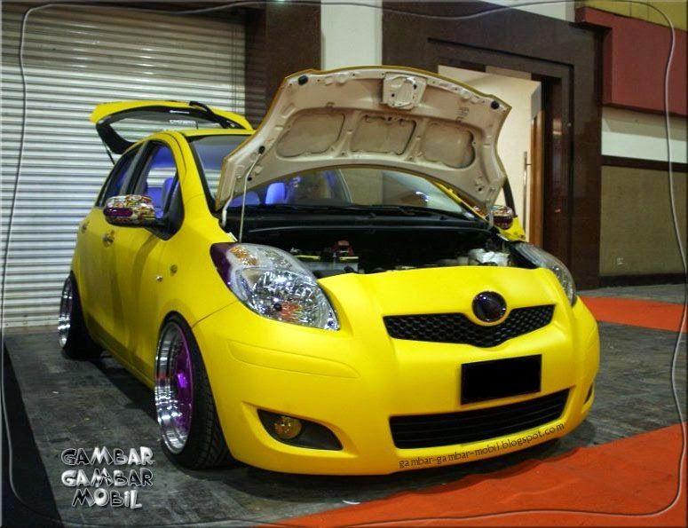 Gambar Mobil Toyota Yaris Gambar Gambar Mobil Toyota Mobil