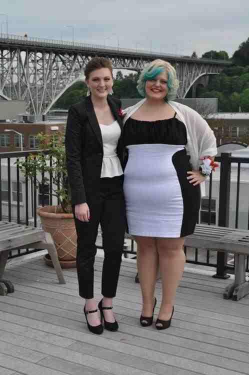 fat lesbian dating