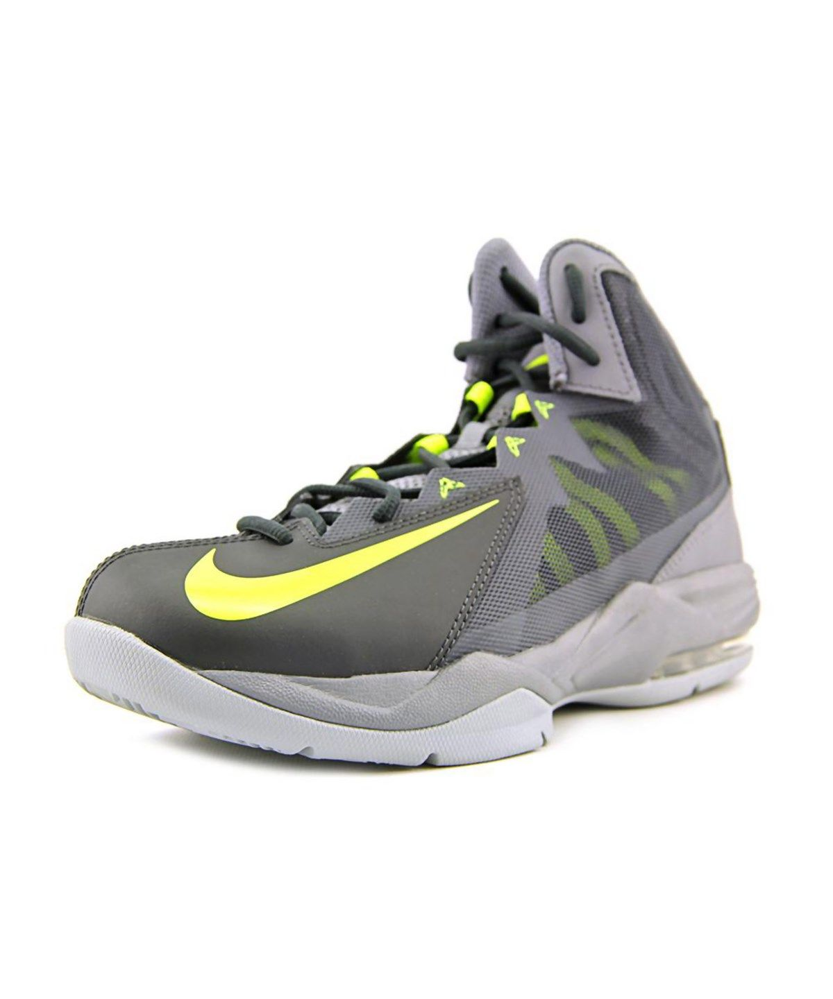 Explore Stutter Step, Shoes Sneakers, and more! NIKE NIKE AIR MAX STUTTER  STEP 2 ROUND TOE SYNTHETIC BASKETBALL ...
