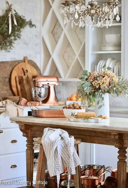 {Inspiration} Cottage Bathroom dreaming - French Country Cottage