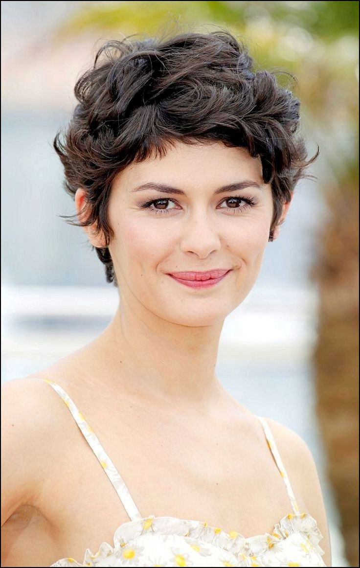 Short haircuts for girls with curly hair hairstyles ideas pinterest