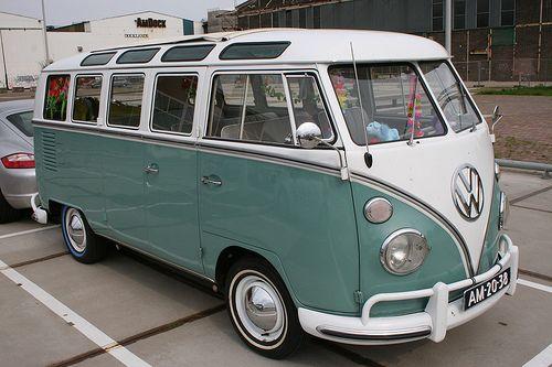 Volkswagen Green Camper