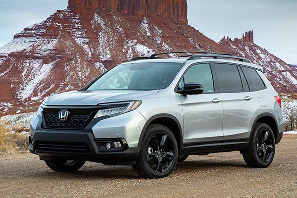 Pin By Chris Craven On Planes Trains And Automobiles Other Forms Of Transportation Honda Passport Suv Honda