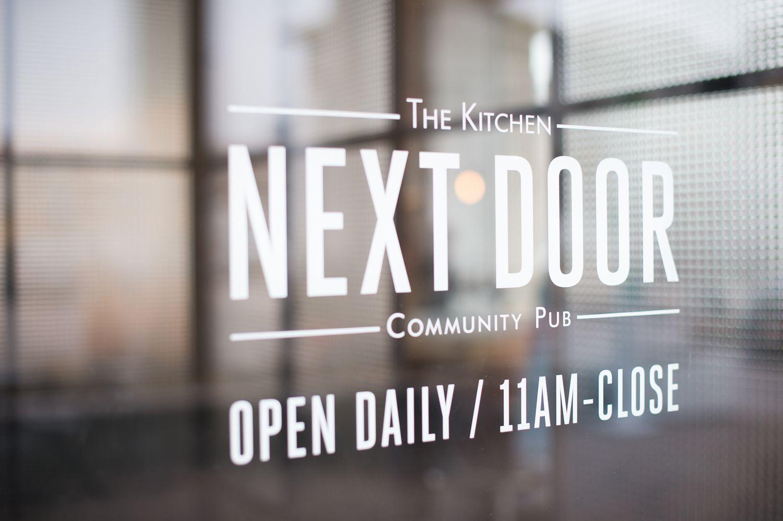 Next Door Glendale | The Kitchen | Travel | Pinterest | Denver ...