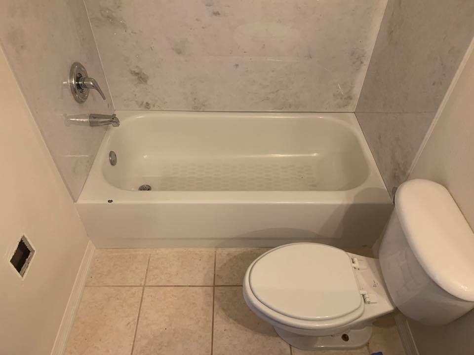 Pin By Adrian Sinha On Dr Resurface Refinish Bathtub Bathtub Tile Bathtub