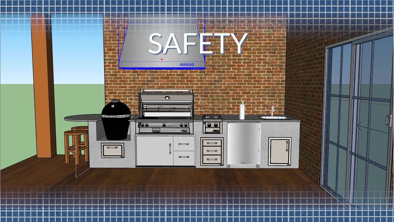 outdoor kitchen safety ventilation bbqguys com in 2019 kitchen ventilation kitchen hoods on outdoor kitchen ventilation id=36389