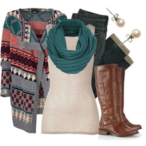 Perfect winter outfit!!