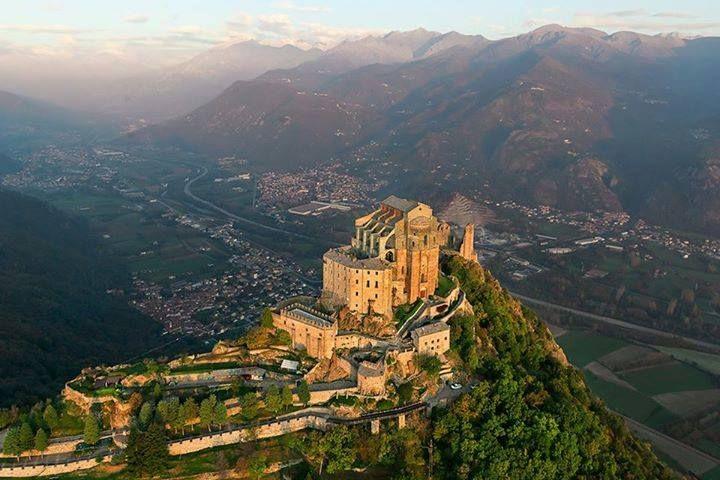 Sacra di San Michele sul monte Pirchiriano, Sant\'Ambrogio di ...