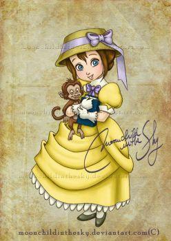 Child Jane by MoonchildinTheSky