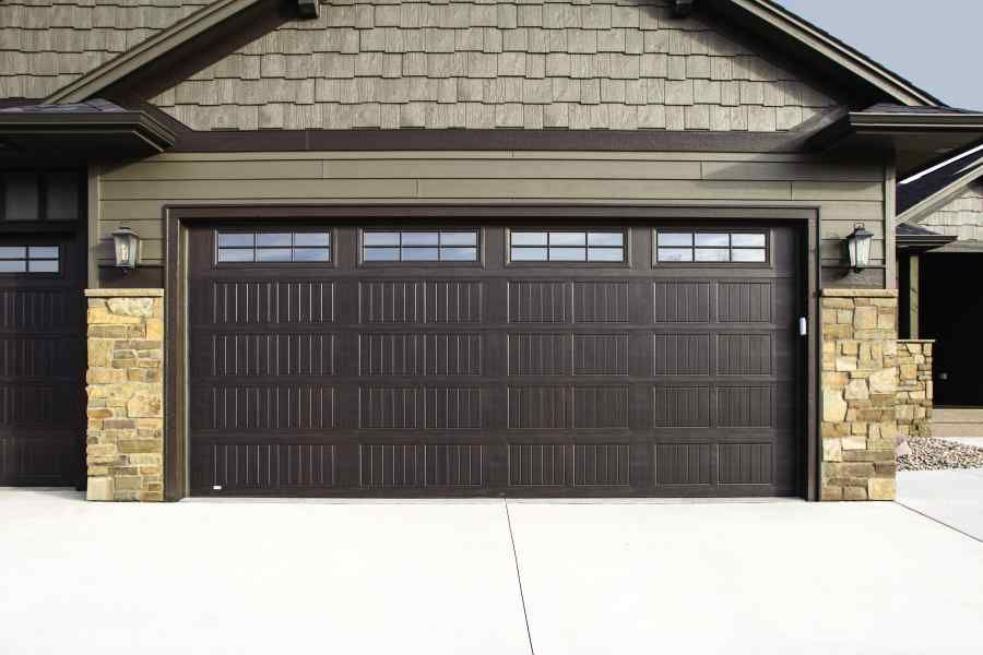 More Options For Wood Grain Finishes On Premium Insulated Garage Doors Garage Doors Garage Door Bottom Seal Residential Garage Doors