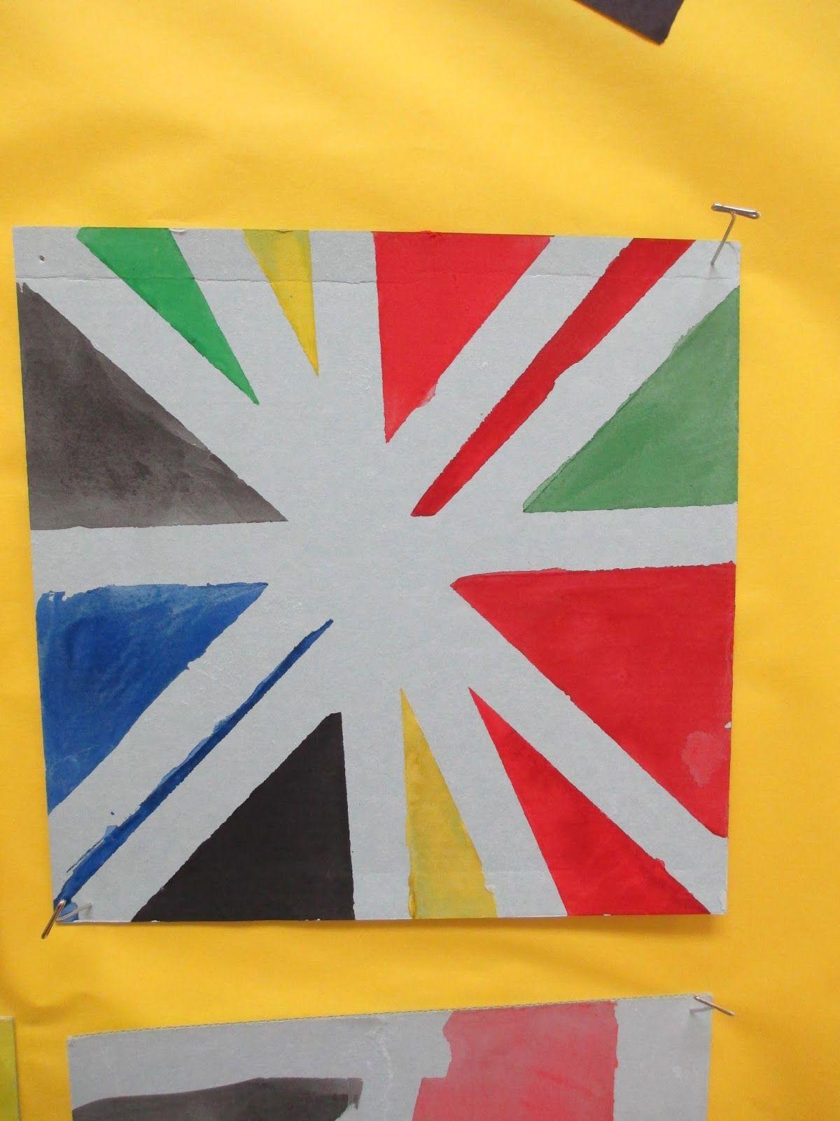 Kinder Learning Garden Blog Elementary Art Teaching Art Tempera Paint Art