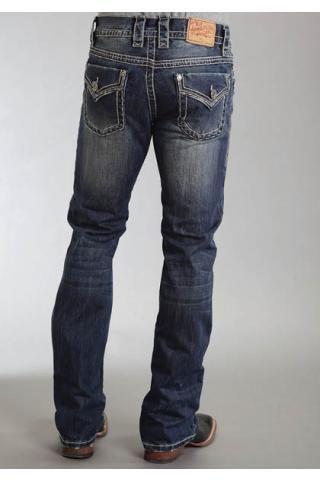 Wrangler Herren Jeans Texas Stretch Regular Fit Blau Blue Blast Blue Whirl