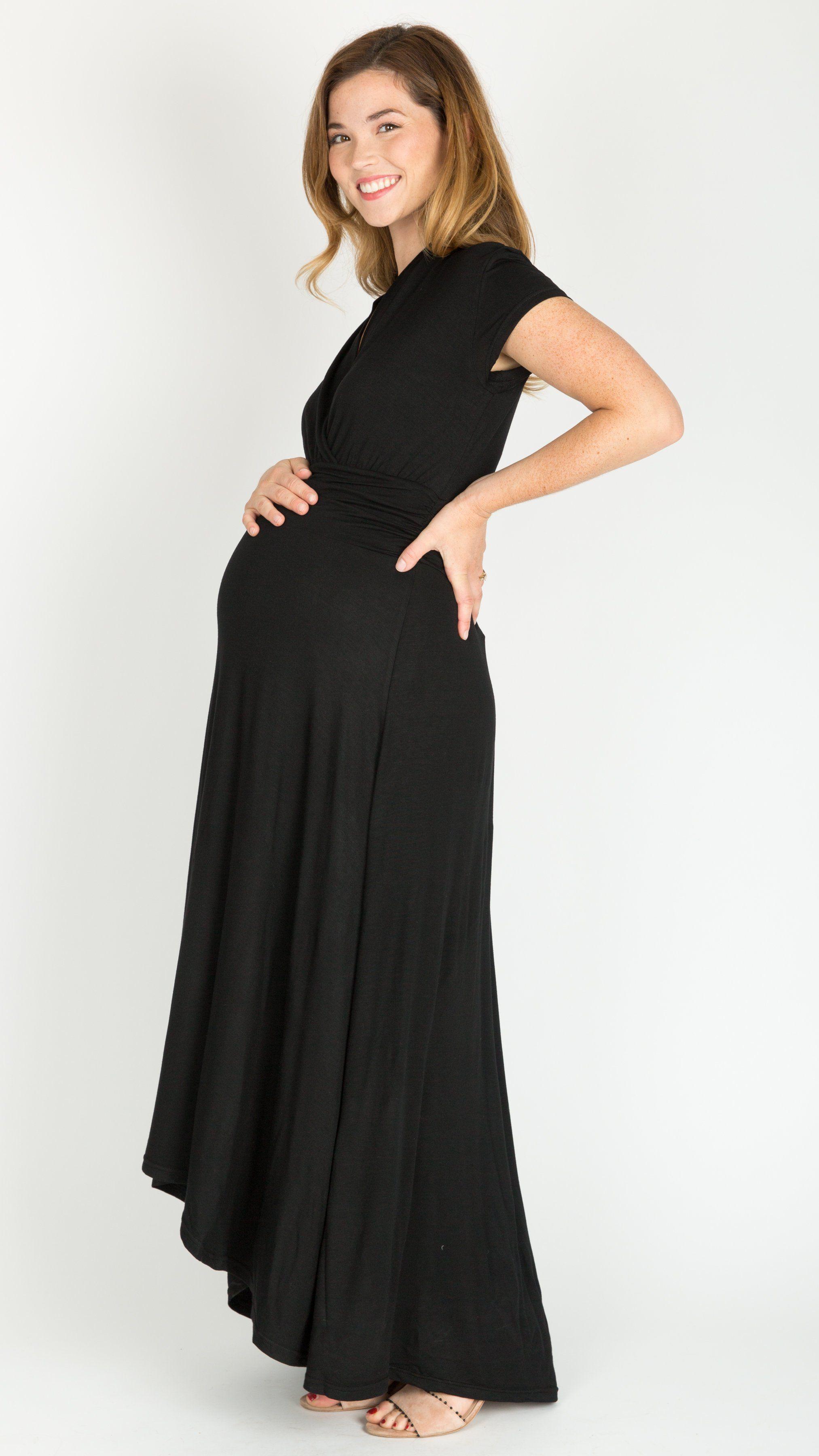 Caroline During & After Dress – NOM Maternity