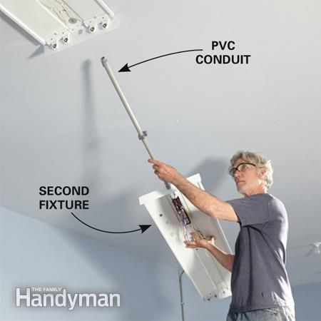 How to wire a finished garage lighting pinterest lights how to wire a finished garage asfbconference2016 Choice Image