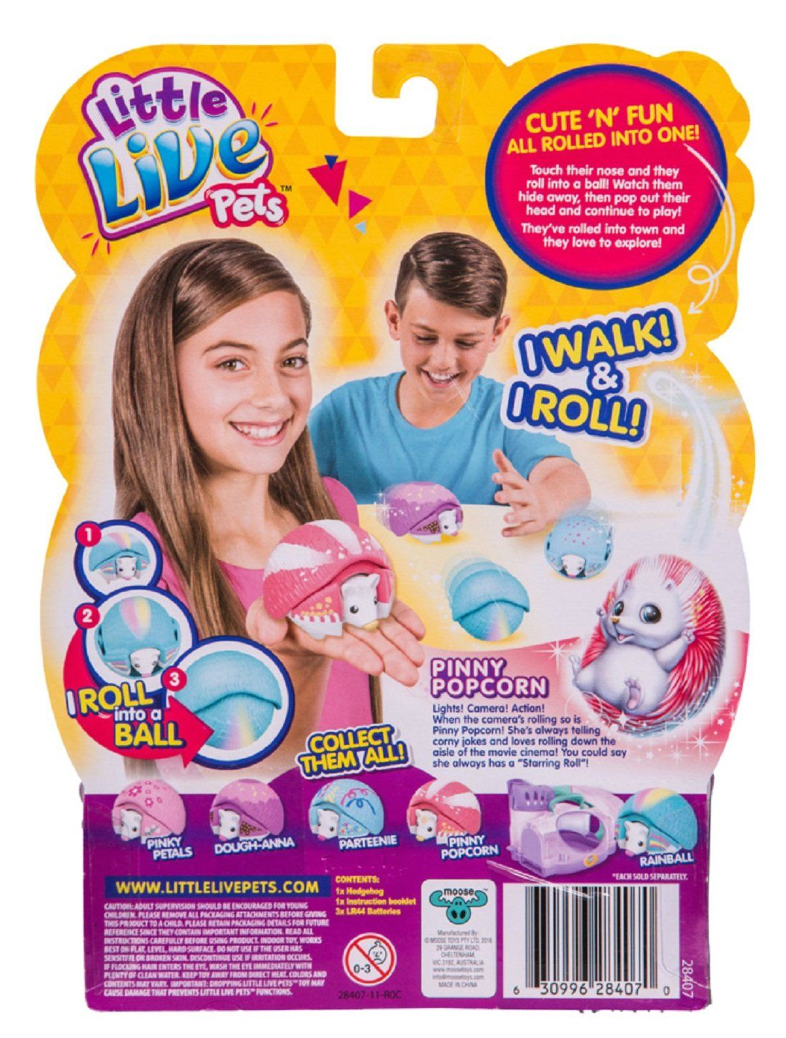 Little Live Pets Hedgehog Pinny Popcorn To Learn More Visit Image Web Link This Is An Affiliate Link Ch Little Live Pets Hedgehog Pet Top Toddler Toys