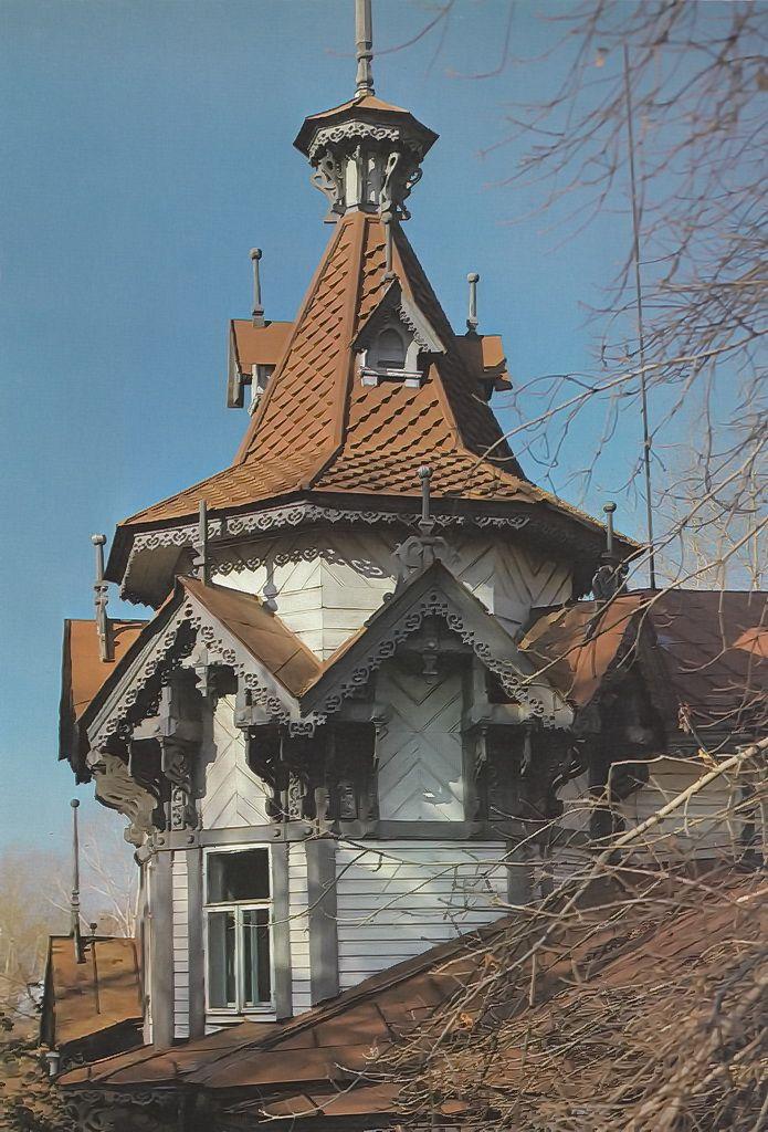 russian folk architecture - Google Search