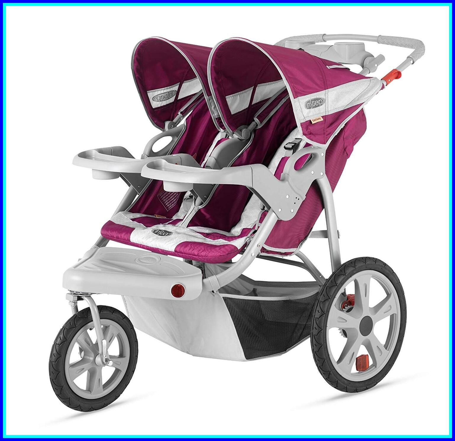 21++ Baby doll double jogging stroller info