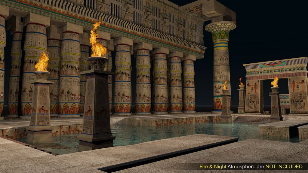 Pin By J S On Spiritualit 233 Luxor Temple Egyptian