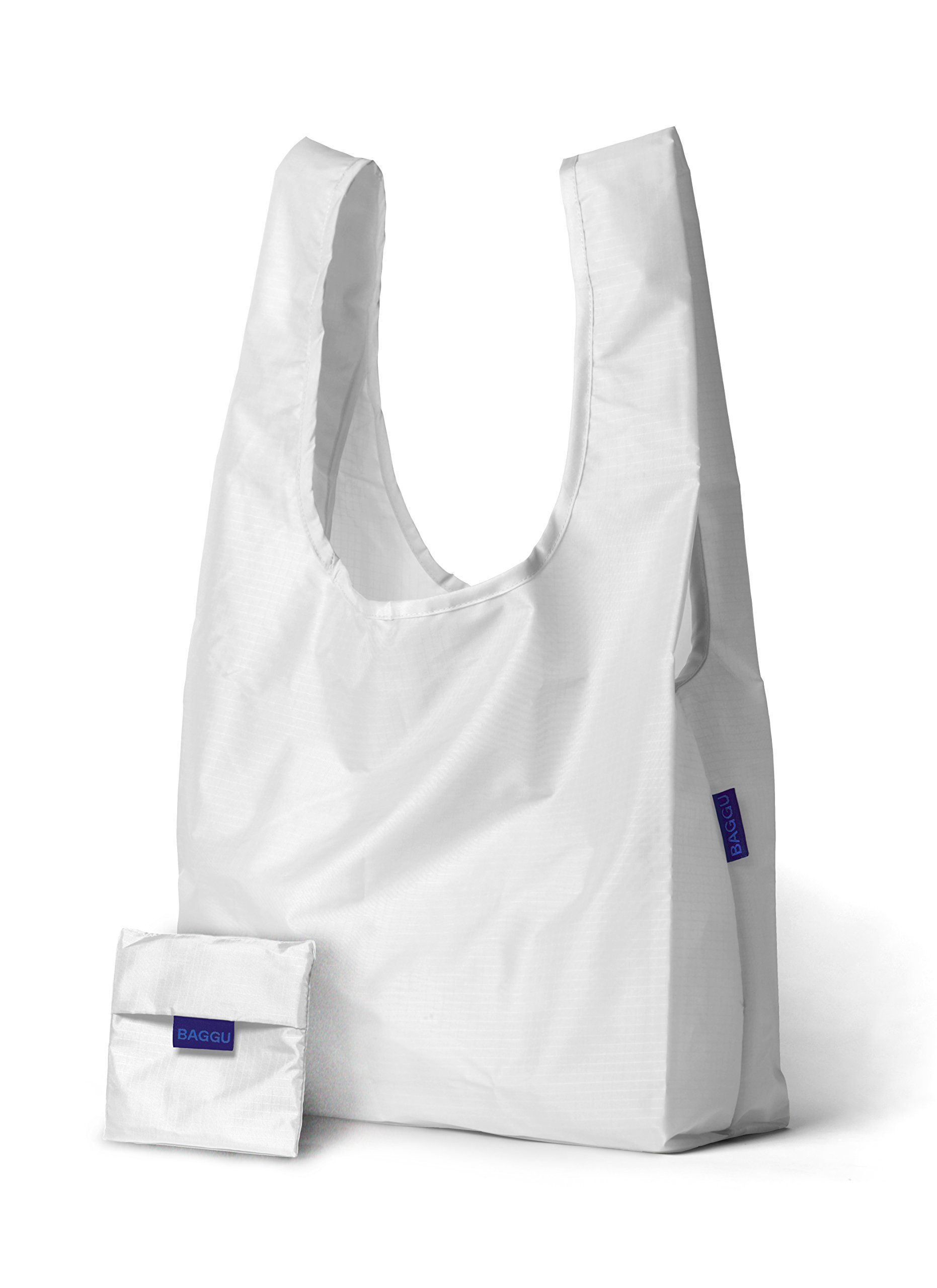 2393d08c0eb0 BAGGU Standard Reusable Shopping - White | Mama's Wish List | Bags ...