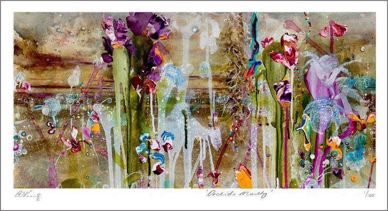 Amanda-Krantz-LIMITED-EDITION-PRINT-Orchids-Mostly
