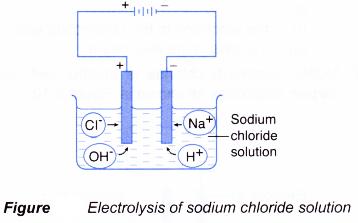 Electrolysis Aqueous Solutions 2 Solutions Dissociation Analyze