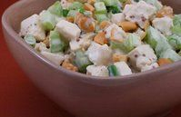 Kalyn's Kitchen®: Kalyn and Mimi's Chicken Salad with Mustard and Cashews