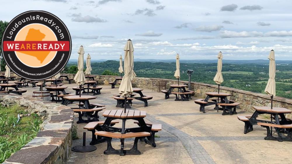 9 Creative, Scenic Restaurant Patios in Loudoun County