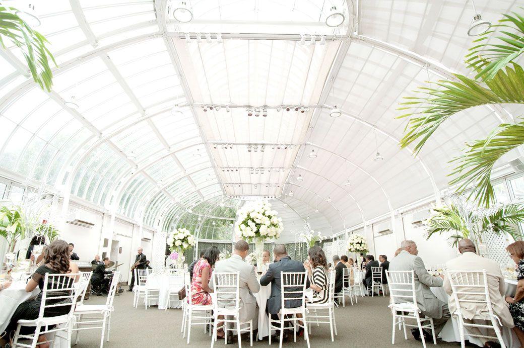 Weddings & Celebrations Botanical gardens wedding