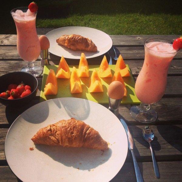 Lazy sunday recept voor verse fruitcocktails bij het ontbijt