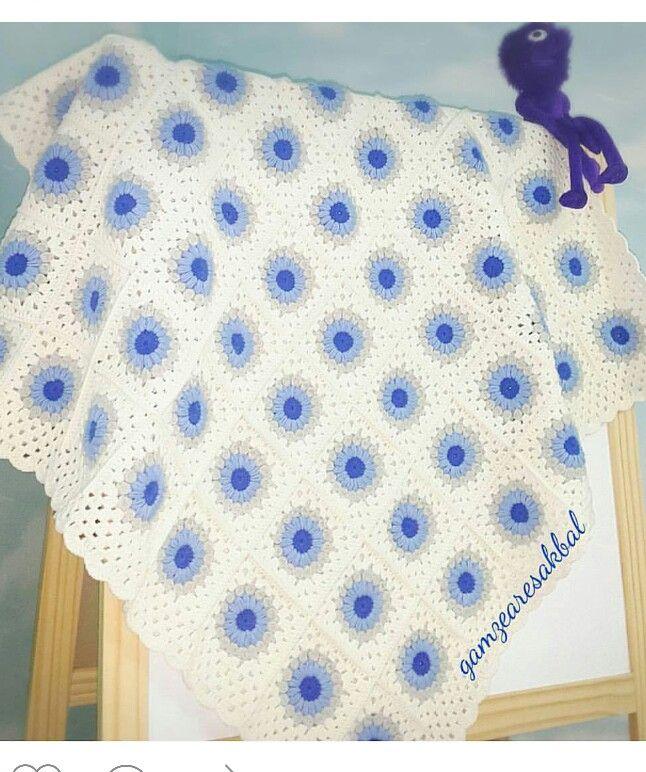 Pin de Gloria en Ropita de bebé y vestidos en crochet | Pinterest ...