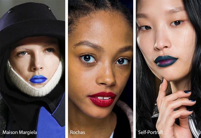 Fall/ Winter 2018-2019 Makeup Trends | Vanity | Makeup ...