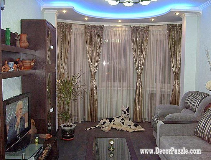 French Curtains For Living Room 2015 Bright Curtain Designs 2016