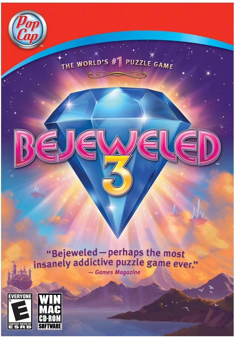 Bejeweled 3 by PopCap (With images) Pc games download