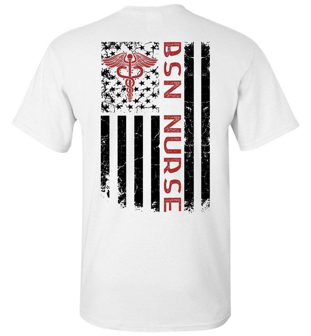 BSN Nurse Unisex TShirt Nurse, T shirt, T shirts for women
