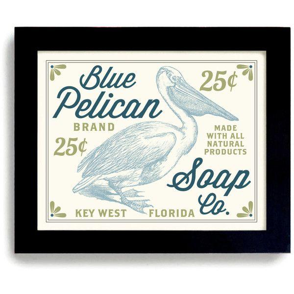 Florida Laundry Room Decor Pelican Art Key West Beach House 18