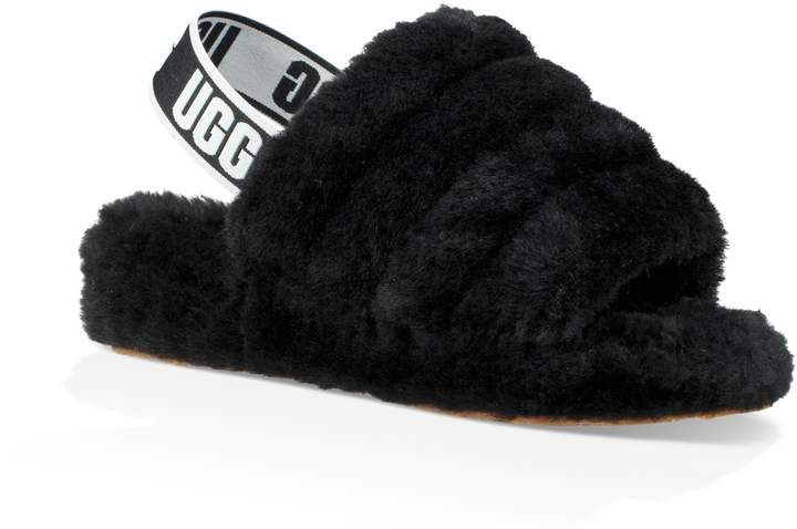 e6bec80e7 UGG Fluff Yeah Genuine Shearling Slide Slipper in 2019 | Products ...