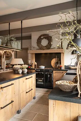 32 Inspiring Industrial Kitchen Ideas You Need To Consider