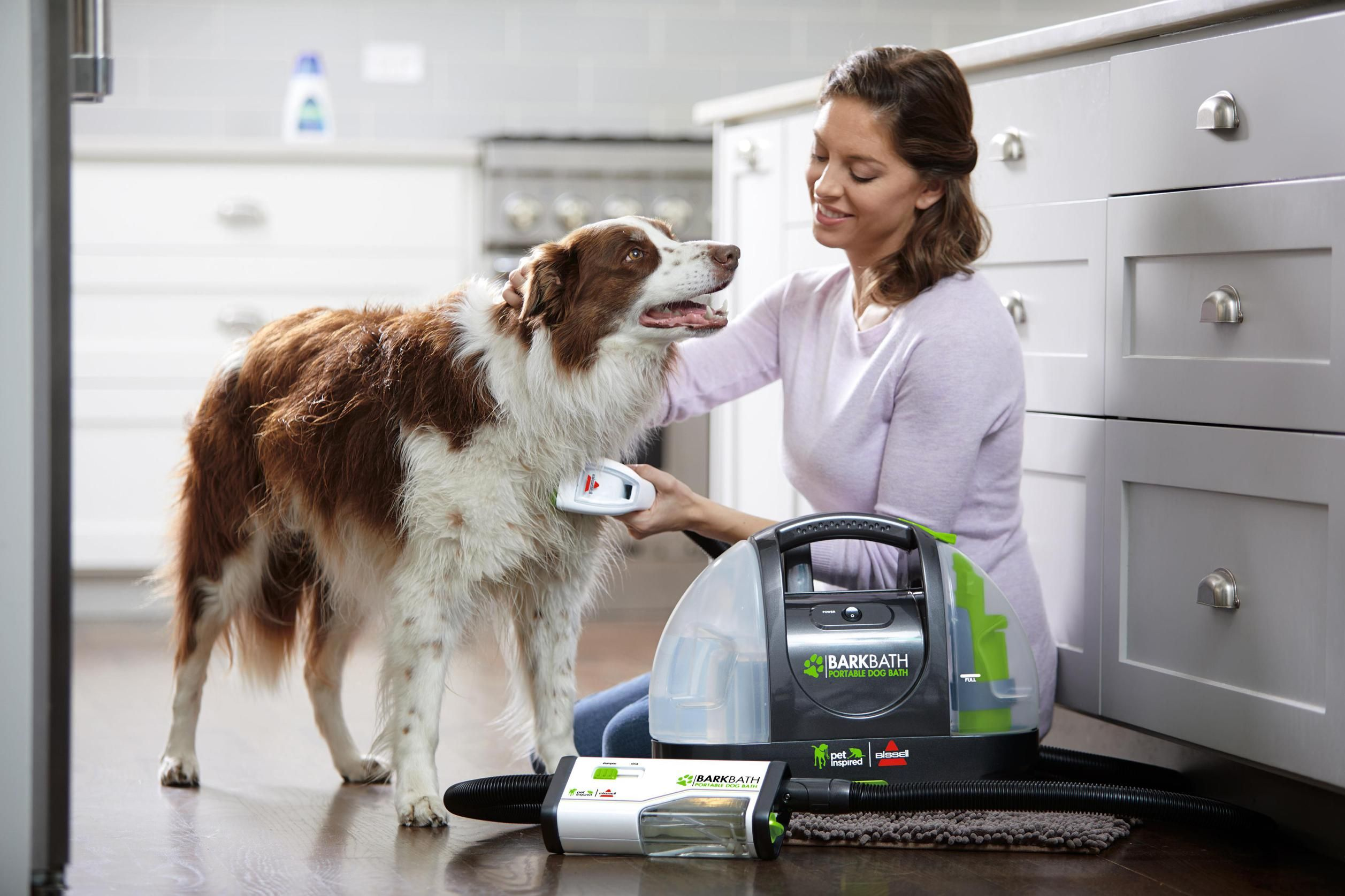 Bissell barkbath giveaway with canadian tire dog bath